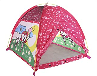 Pacific Play Tents 81200 Kids Heart Girl Dome Tent for Indoor / Outdoor Fun - 42
