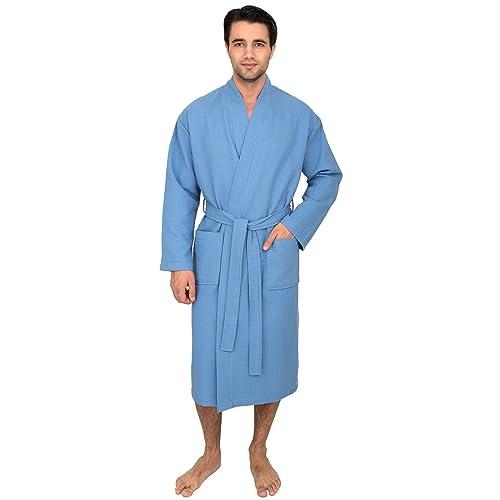 Mens Lightweight Robe  Amazon.com 76b51b30b