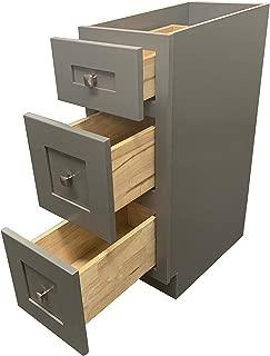 Best 3 drawer bathroom vanity Reviews