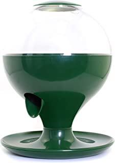 Motion Activated Vending Candy Dispenser For Jellybeans, Gum Balls, Nuts With Touchless Smart Detect Sensor, Battery Operated, in Green