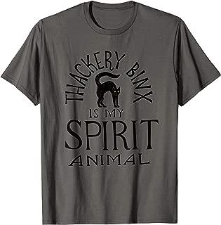Thackery Binx is My Spirit Animal Cat Kitten Halloween  T-Shirt