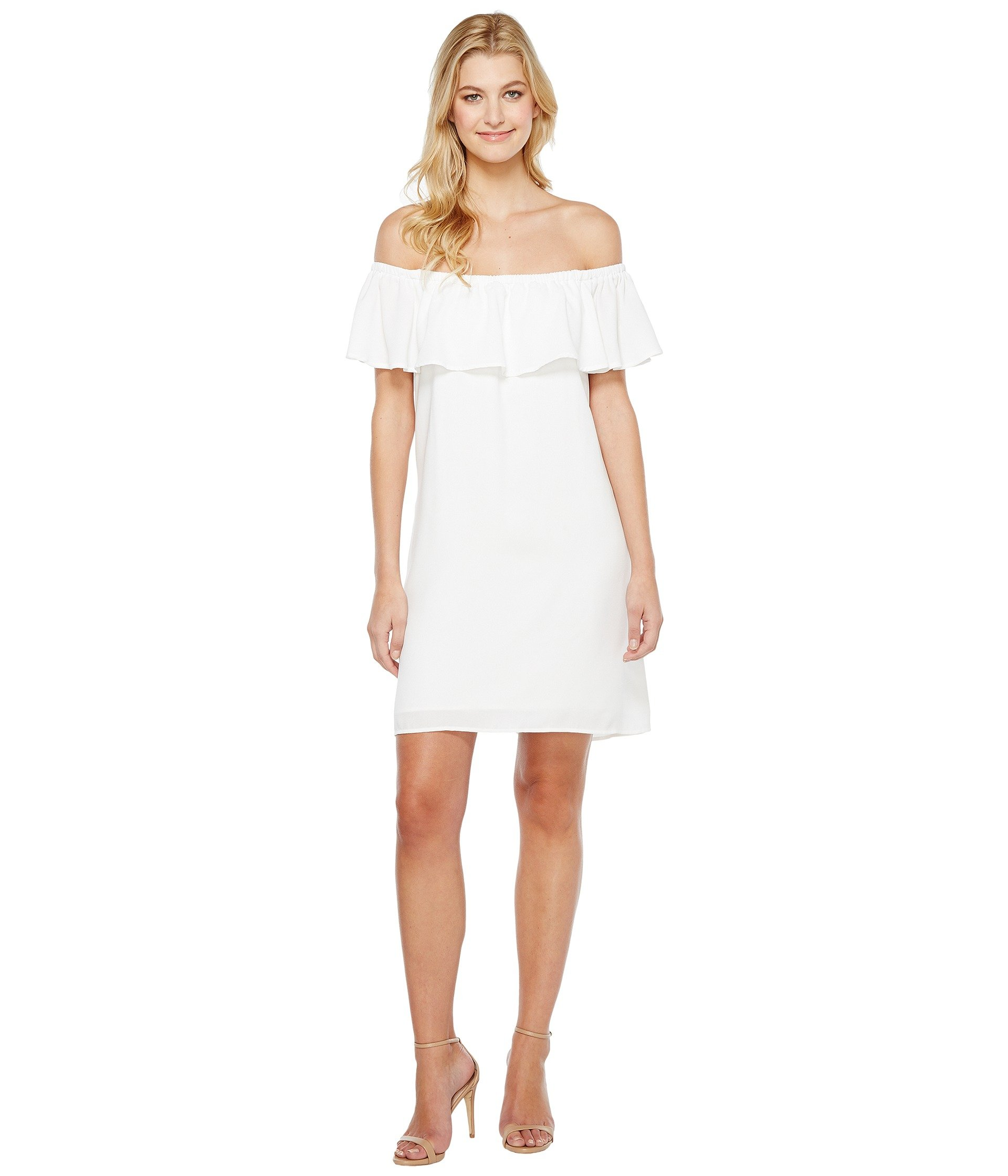 Candy Dress, Empire White