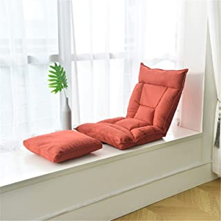 Canapés et canapés Chaise de Plancher de Sol en Mousse à 6 Positions Chaise d'oreiller de Jeux de Jeux - Rocker de dortoir...