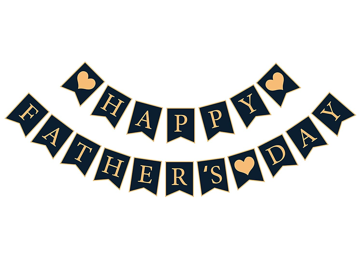 Happy Father's Attention brand Day Max 62% OFF Banner for Party Dad