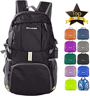 Lightweight Backpack Durable Hiking Travel packable Backpack for Men Women