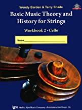 L66CO - Basic Music Theory and History for Strings - Workbook 2 - Cello