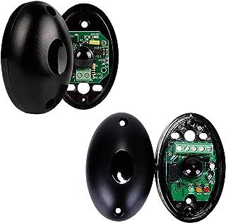 Sensor de feixe de fotocélula infravermelho DC12V , KKmoon Sensor de feixe de fotocélula infravermelho DC12V Detector de b...