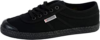 Kawasaki Unisex Orginal Canvas Shoe Solid Black