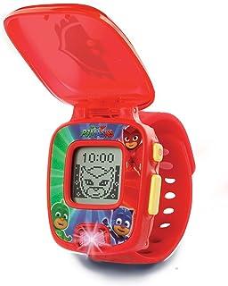 VTech-80-175857 PJ Masks Buhita, Reloj Digital Educativo Que estimula el Aprendizaje e incorpora minijuegos y Actividades,...