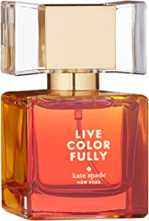 Kate Spade Live Colorfully Eau de Parfum Spray Womens Perfume, 1 oz.