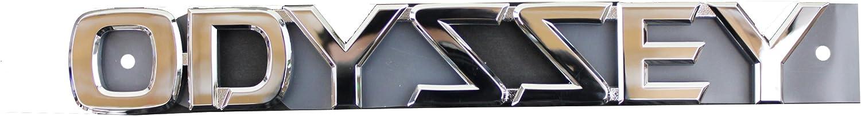 Honda Genuine Tampa Mall Accessories 75722-S0X-A00 Super intense SALE Trunk Emblem Odyssey