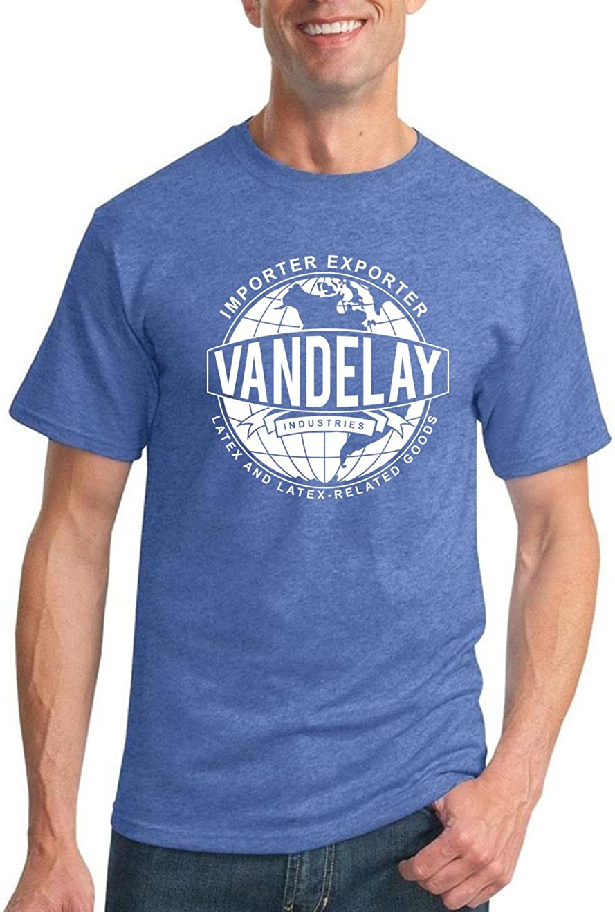 Wild Bobby Vandelay Industries Same day shipping Latex-Related Seinfel Goods Los Angeles Mall Shirt