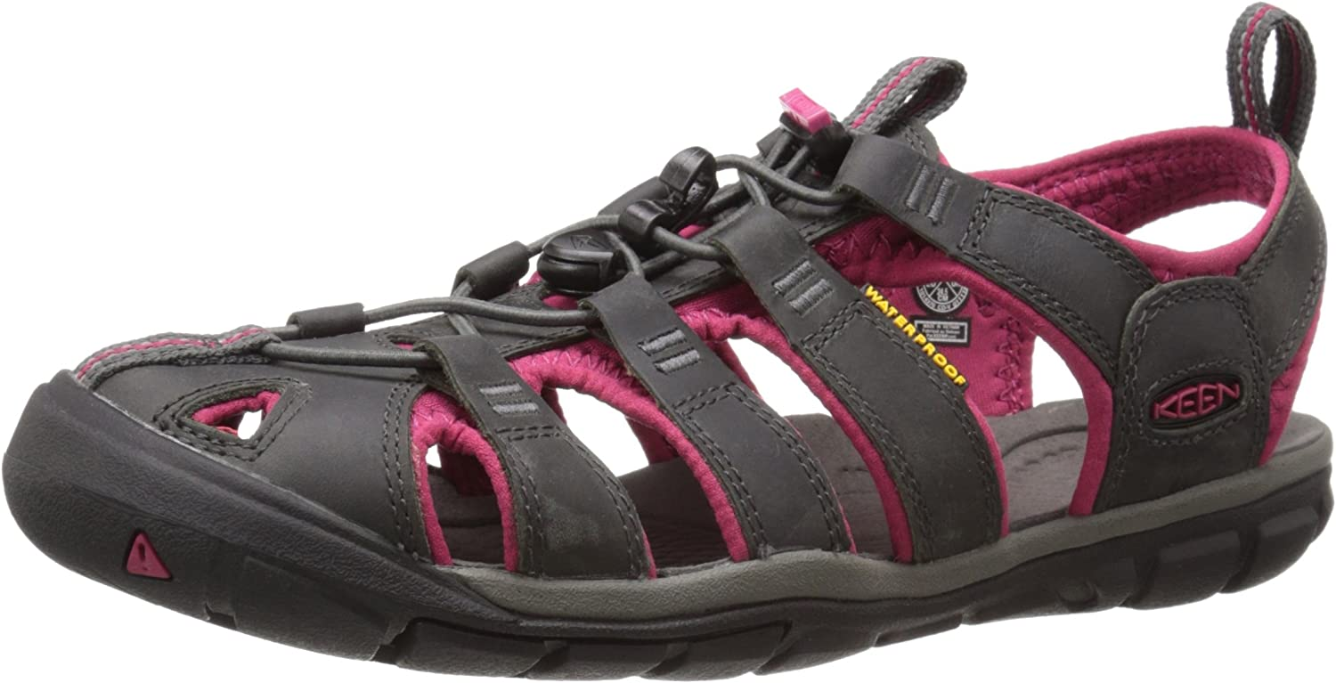 KEEN Womens Clearwater CNX LeatherW Clearwater CNX Leatherw