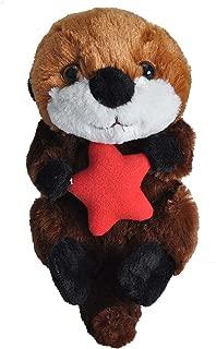 Wild Republic Sea Otter Plush, Stuffed Animal, Plush Toy, Gifts for Kids, Hug'Ems 7