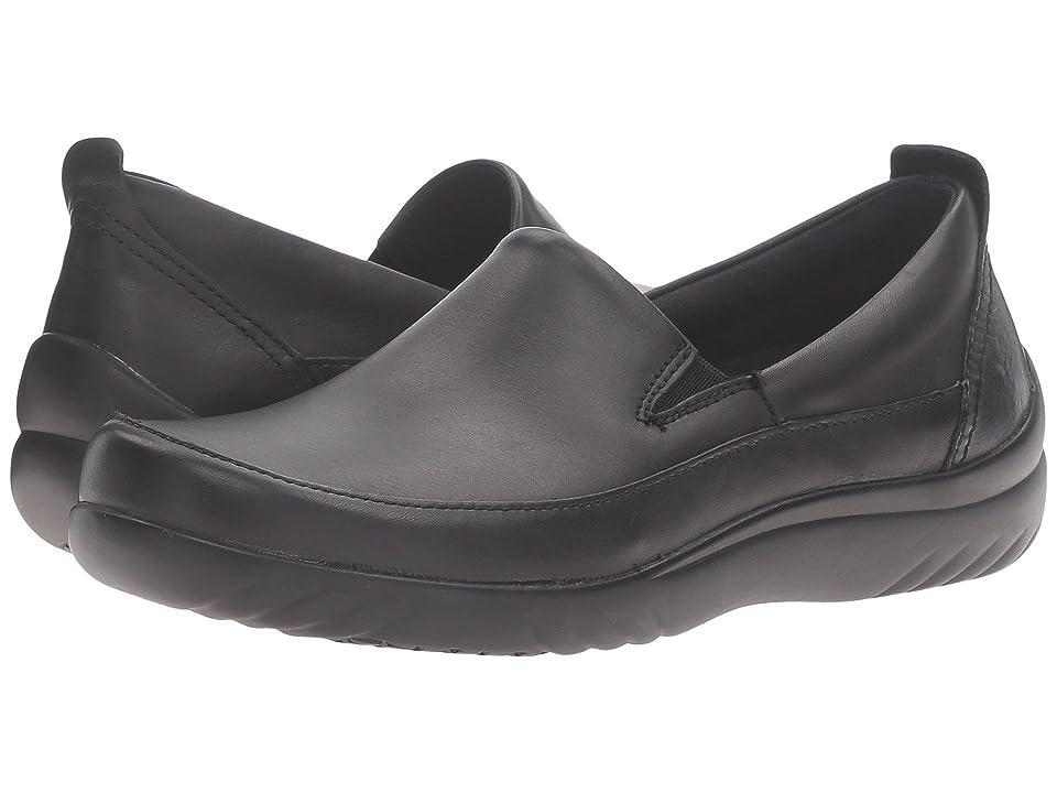Klogs Footwear Ashbury (Black Full Grain) Women