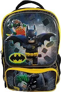 Lego Batman Backpack 3D Molded - 16