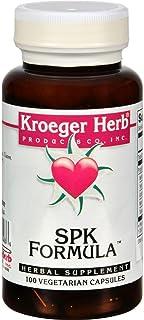KROEGER HERB PRODUCTS SPK Formula