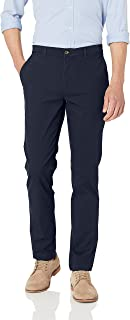 Amazon Essentials Skinny-Fit Broken-in Chino Pant Uomo