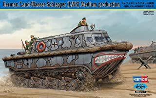 Hobby Boss German Land-Wasser-Schlepper Mid-Production Vehicle Model Building Kit