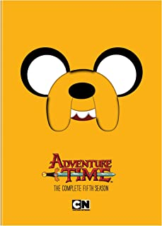 CN: Adventure Time: S5 (DVD)