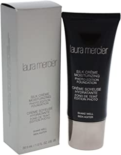 Laura Mercier Silk Creme Moisturizing Photo Edition Foundation - #Cream Ivory