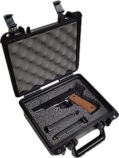 Case Club Pre-Customized Waterproof Pistol Case