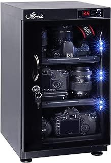 台湾ABmcdc防湿庫、カメラ防湿庫、カメラ収納ケース、E-ドライボックス 、容量50L。