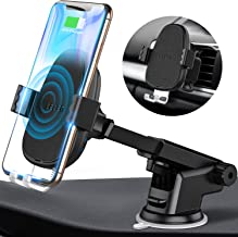 wireless car charger iphone x