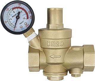 R/éducteur de pression avec filtre et manom/ètre R/égulateur de pression