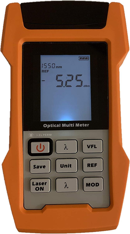 ROPMLS-810 - Max 54% OFF Optical Multimeter Power Luxury Source Meter and Laser