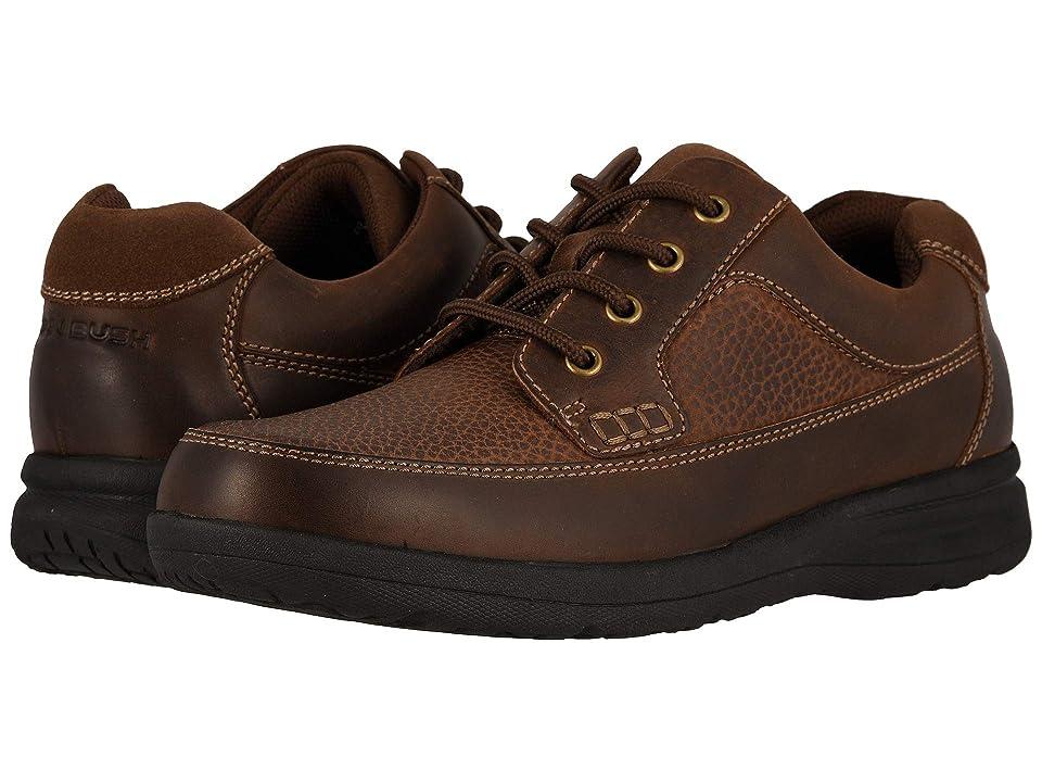 Nunn Bush Cam Oxford Casual Walking Shoe (Brown Crazy Horse) Men