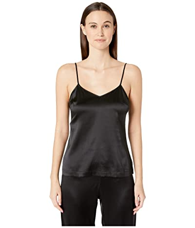 La Perla Silk Reward Camisole (Black) Women