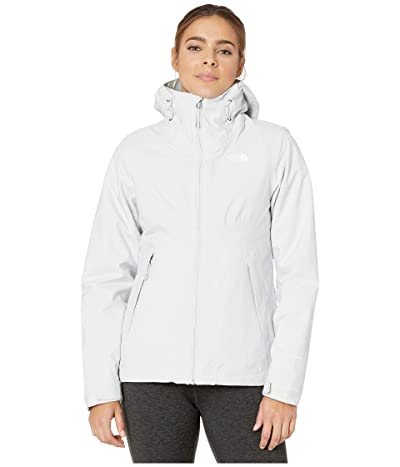 The North Face Carto Triclimate(r) Jacket (Tin Grey) Women