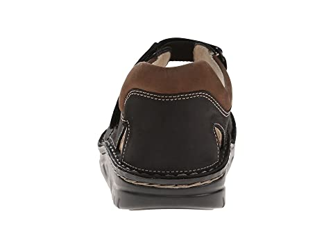 Black 1560 Havana LeatherMud Finn Samara Black Comfort Leather RqEwtEx4