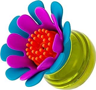 Boon FORB MINI Soap Dispensing Silicone Dish Brush, Blue