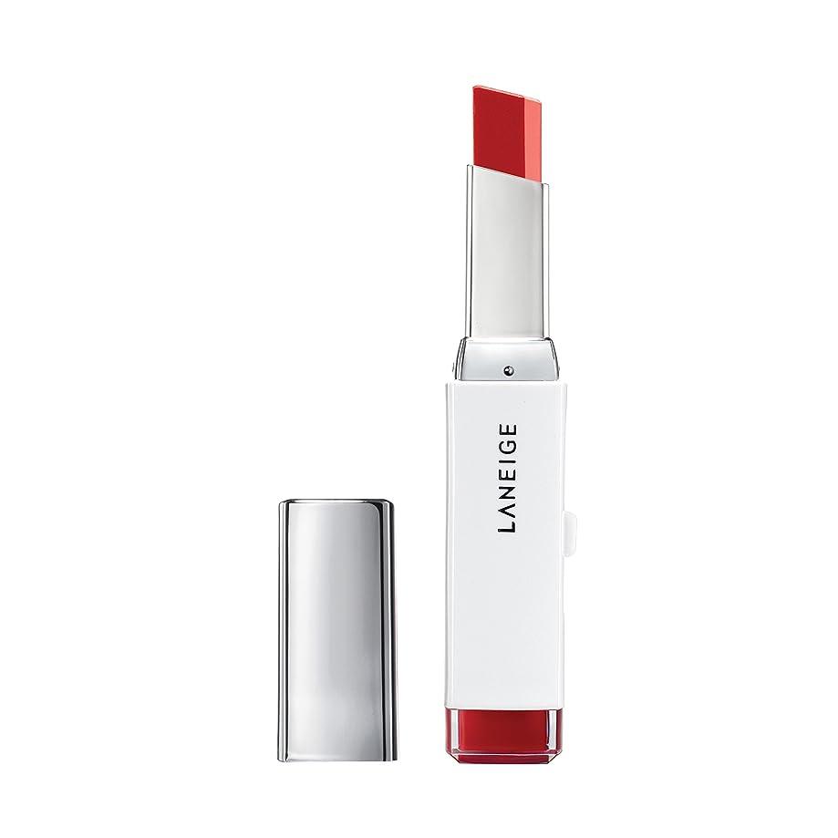 担保モニカ範囲ラネージュ(LANEIGE)ツートーンリップバー(Two tone lip bar)2g カラー:12号 メキシレッド