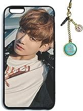 Fanstown Kpop BTS Bangtan Boys iPhone6PLUS/iPhone6sPLUS case You Never Walk Alone + Dust Plug Charm (E18)