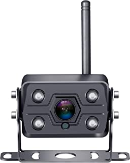 $69 » AMTIFO H22 Wireless RV Backup Camera Compatible with A7 System