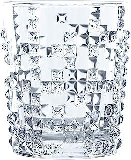Spiegelau & Nachtmann, 4-teiliges Whisky-Set, 348 ml, Kristallglas, Punk, 0099503-0