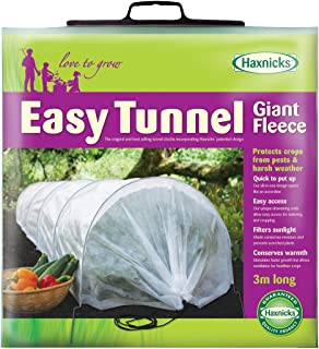 raised bed tunnel