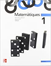 MATEMATIQUES 1 BATX - 9788448181413
