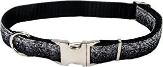 Pet Attire Sparkles Adjustable Dog Collar W/metal Buckle-1