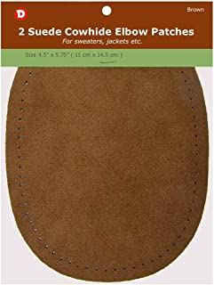 Best suede leather elbow patches Reviews