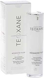 Teoxane Cosmeceuticals Advanced Filler Derma-Restructuring Anti-Wrinkle Cream Dry to Very Dry Skin - New Face of Teosyal Advanced Filler - Dry to Very Dry Skin