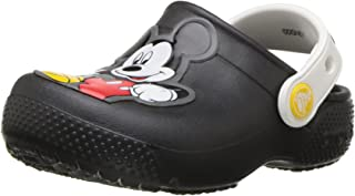 Crocs Kids' Boys & Girls Disney Mickey Mouse Clog