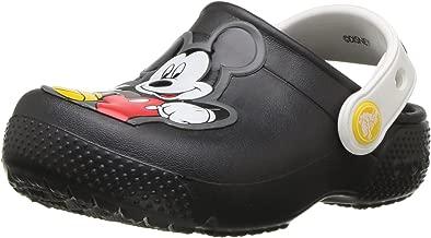 Crocs Men's Fun Lab Micky Mouse Clog 2 M Us Little Kid