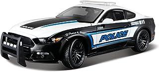 مايستو مجسم سيارة فورد موستنغ جي تي سيارة شرطة ,متعدد الالوان ,090159362036