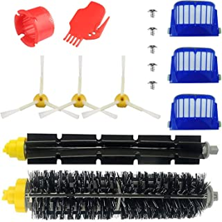 BluePowerルンバ部品 600シリーズ全機種対応 iRobot roomba掃除機専用 掃除機部品 【15点セット】