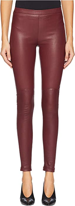 Kelly-L Stretch Leather Leggings