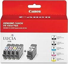 Canon PGI-9 / PGI-7 5 Color Multi Pack Compatible to MX7600, iX7000